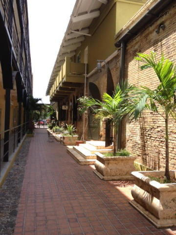 Gated Courtyard-Access to all offices