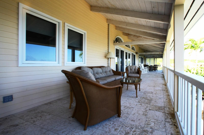 Large Covered Porch #2