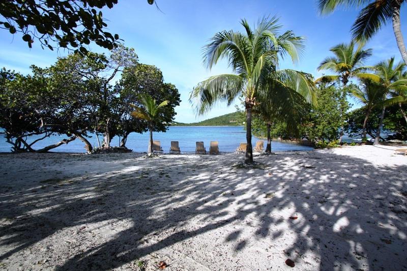 WP beach area