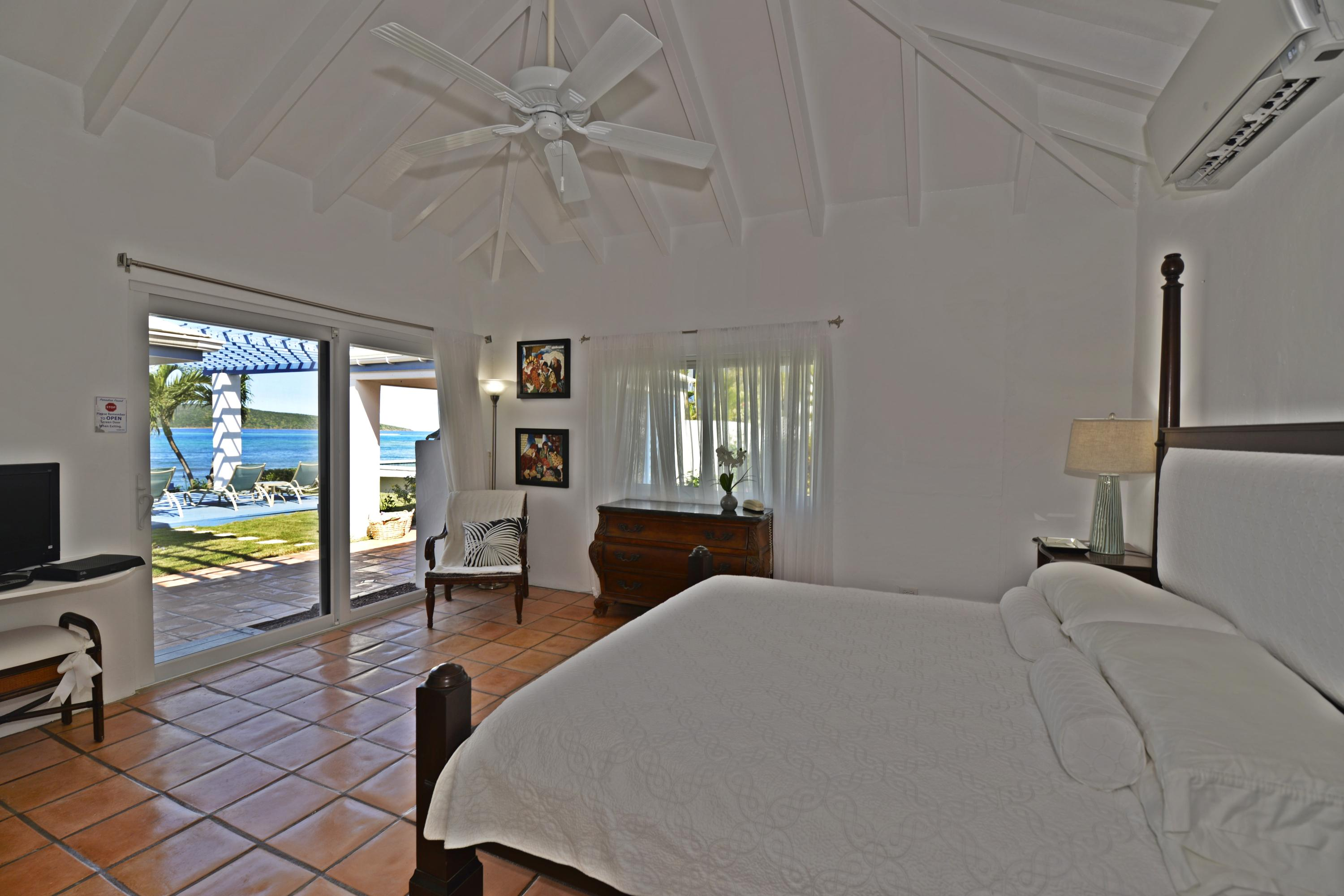 Master Suite - amazing views!
