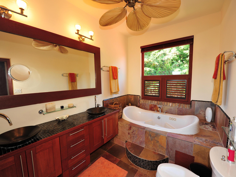 Bathroom 1 with Soaking Tub