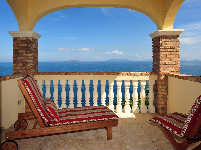 Terrace View off Bedroom