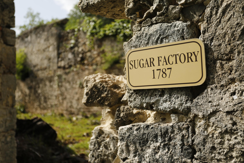 Sugar Factory Ruins