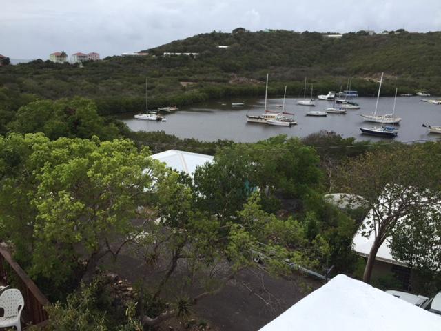 View to Flamingo Bay
