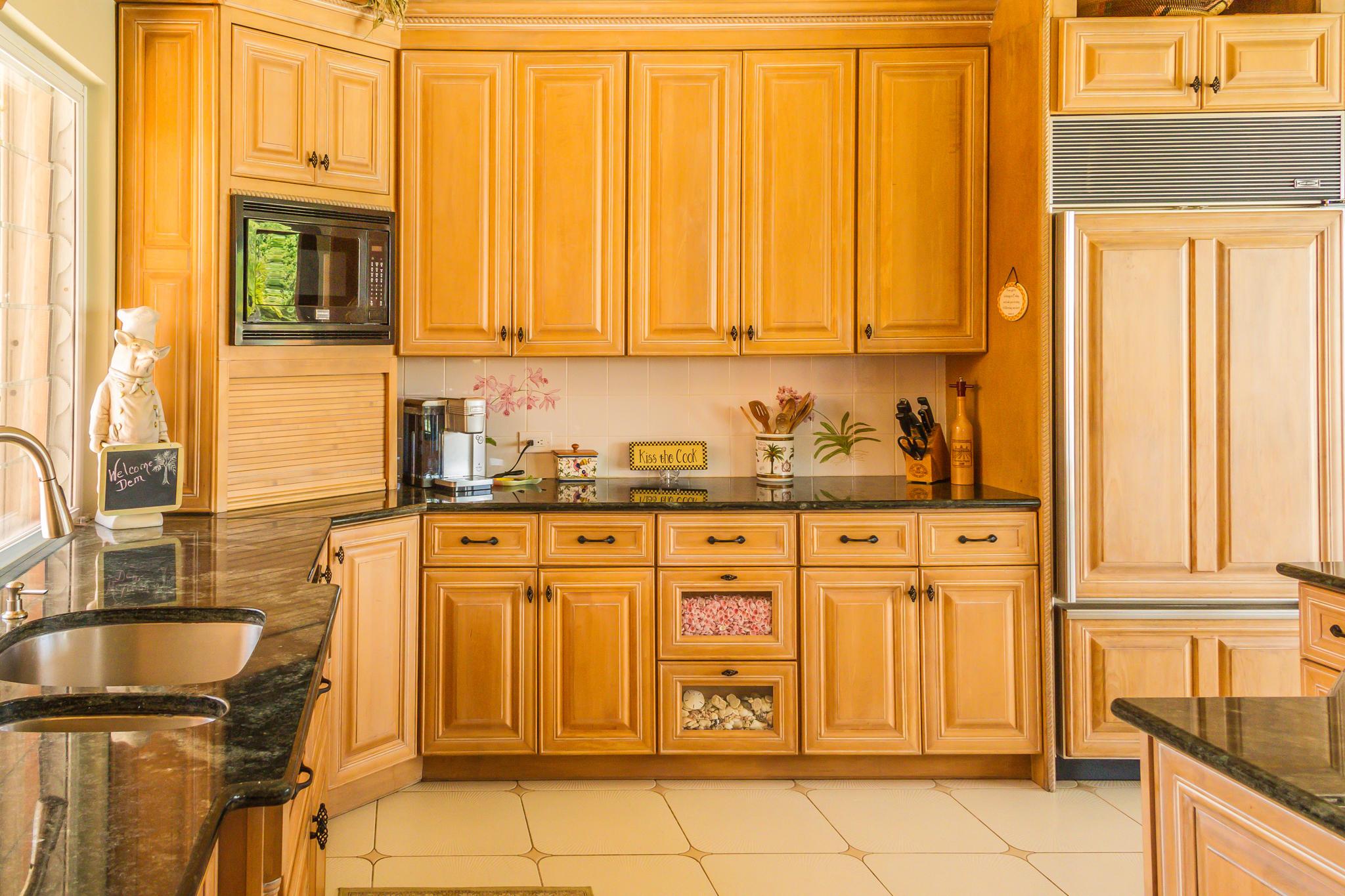 Chef-quailty kitchen