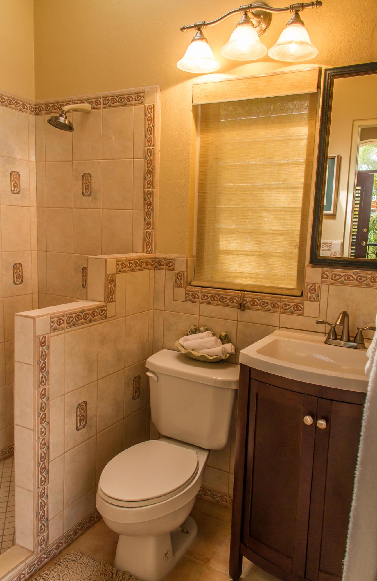 Guest suite full bath