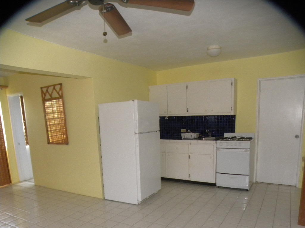 Kitchenette in family room