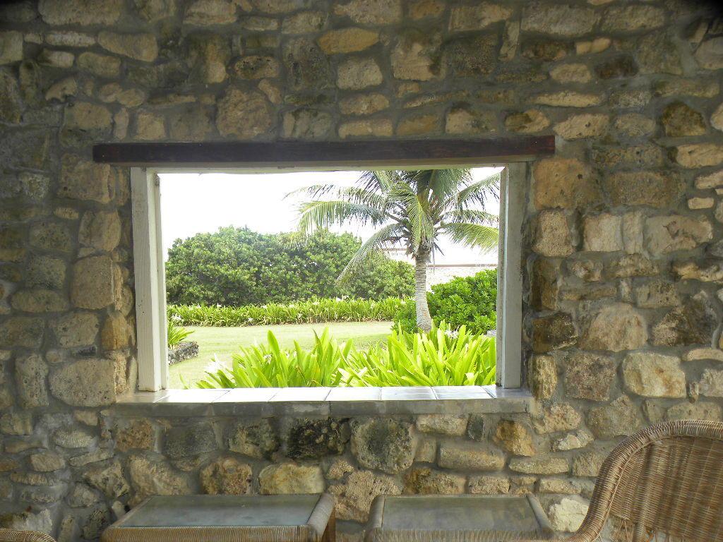 Lanai window