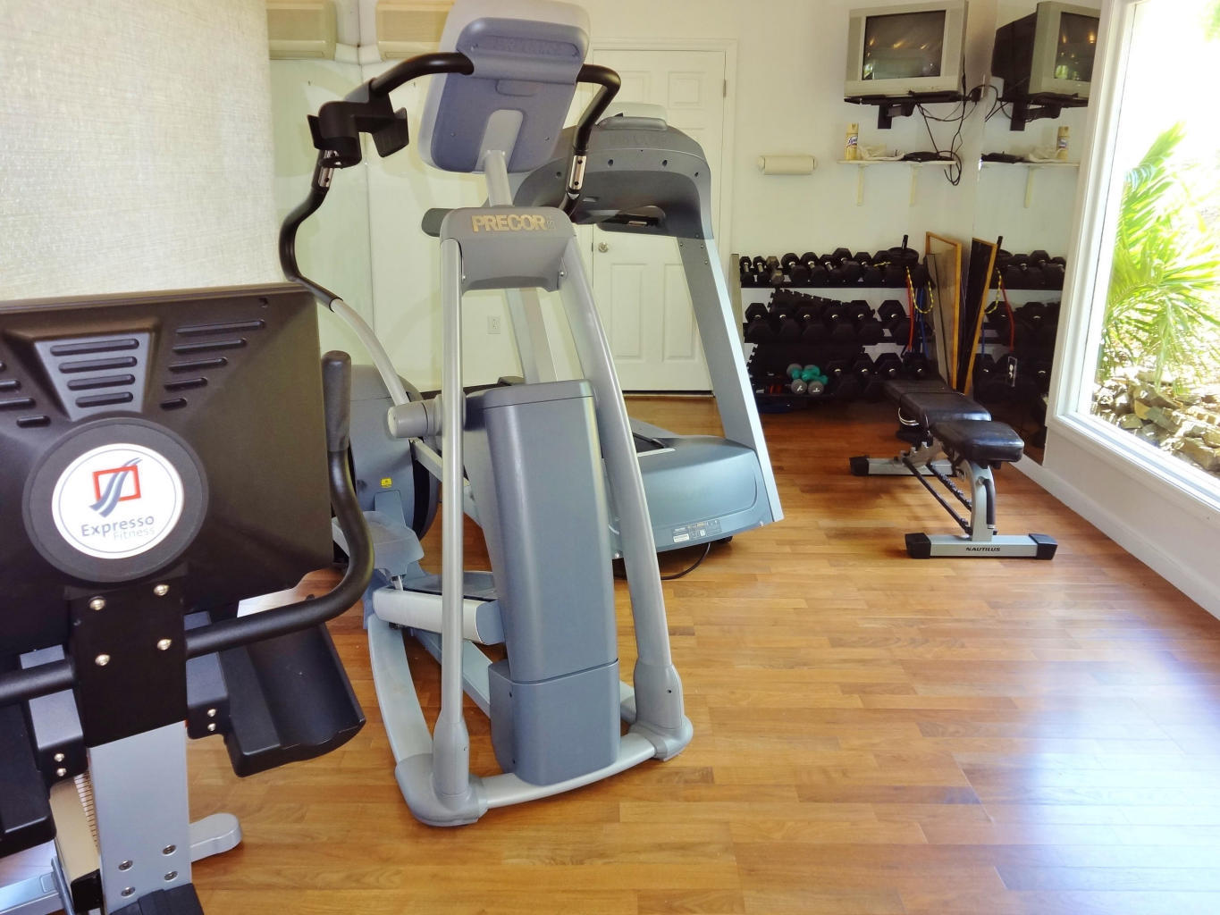 Lovely Private Fitness Room!