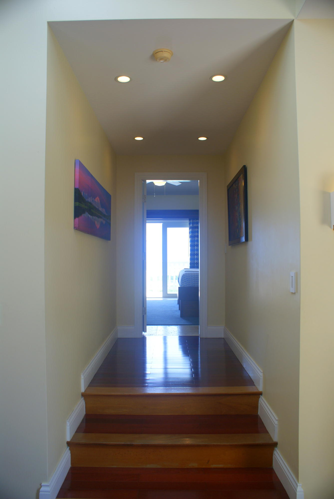 Hallway to Forth Bedroom