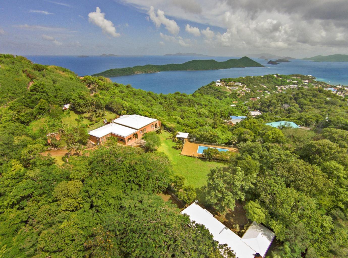 Delightful Down Island Views!