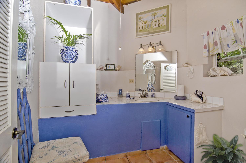 2nd Bath - spacious.