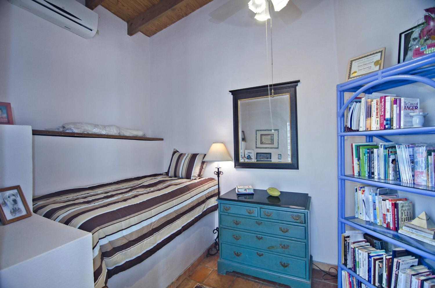 Optional room bunks or office.
