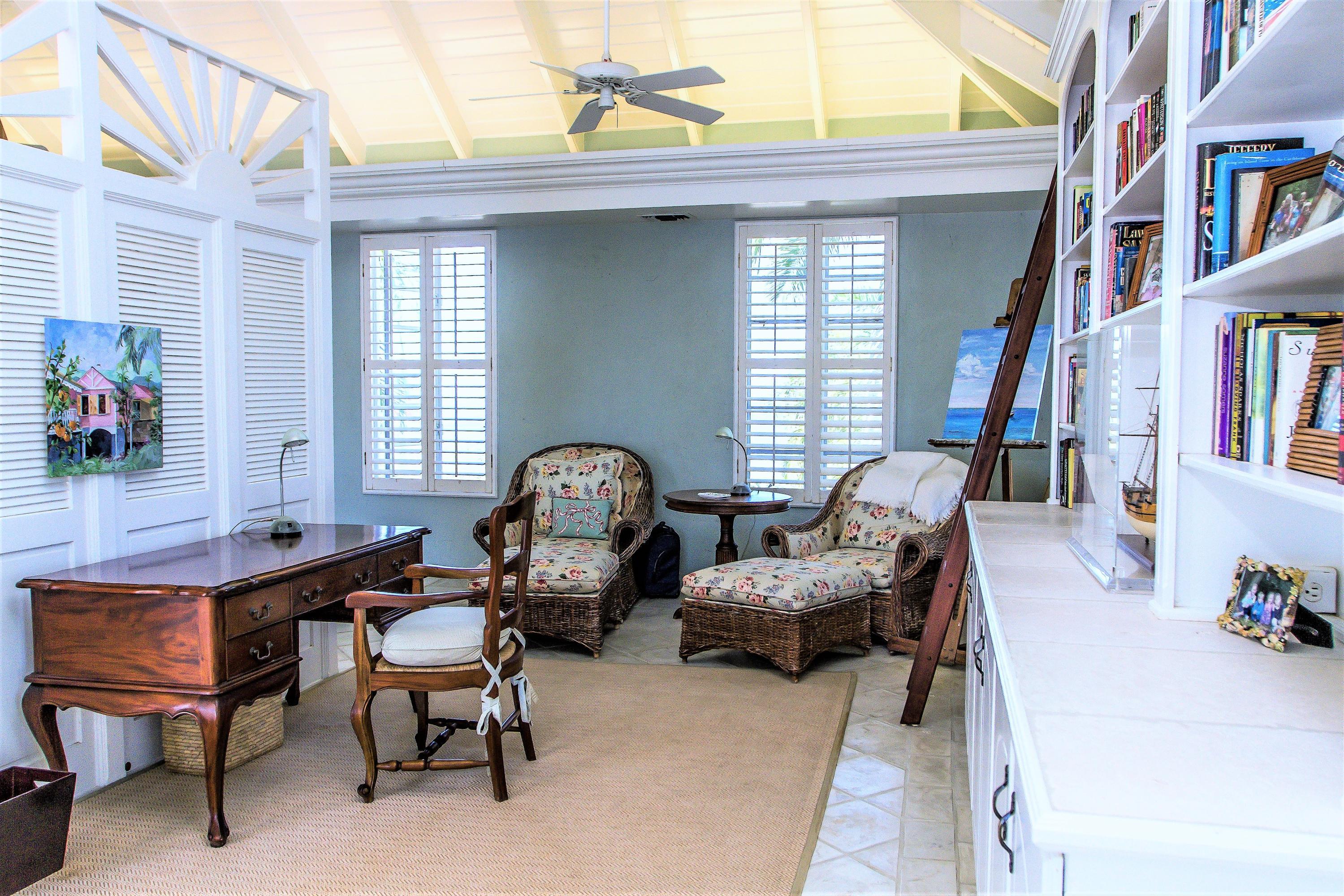 Master Suite Sitting Areas