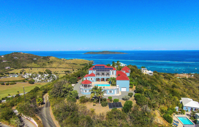 Huge Hilltop Estate
