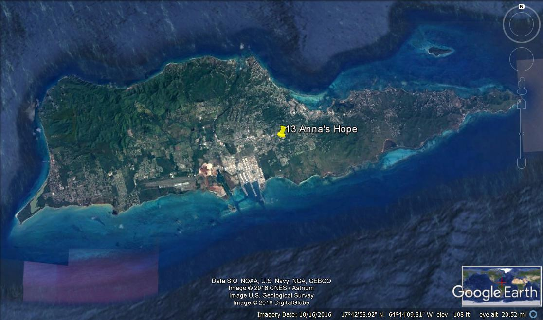 13 Anna's Hope, St. Croix