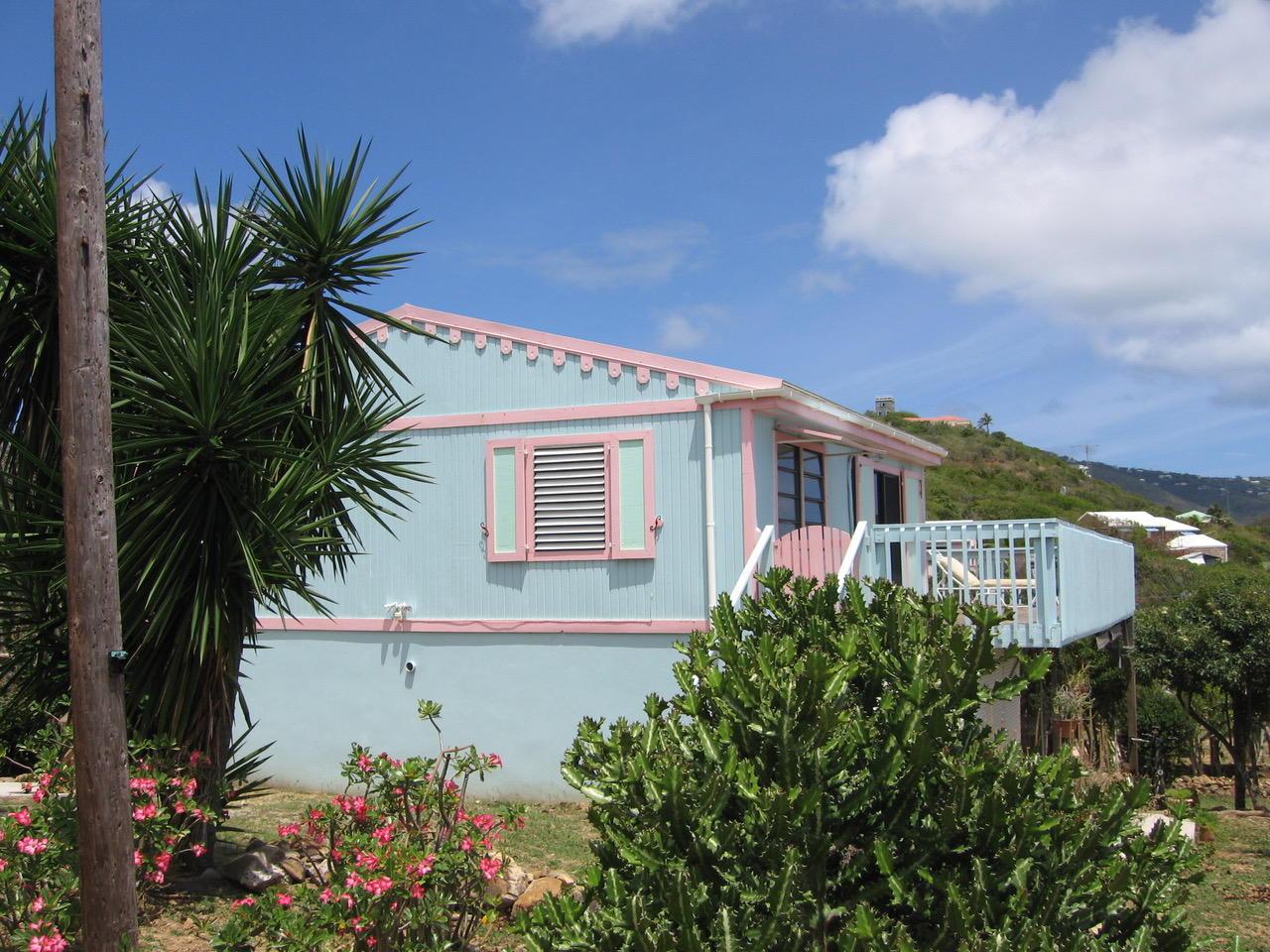Quaint Island Home