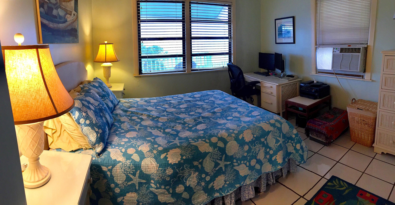 Master Bedroom Sea Beyond