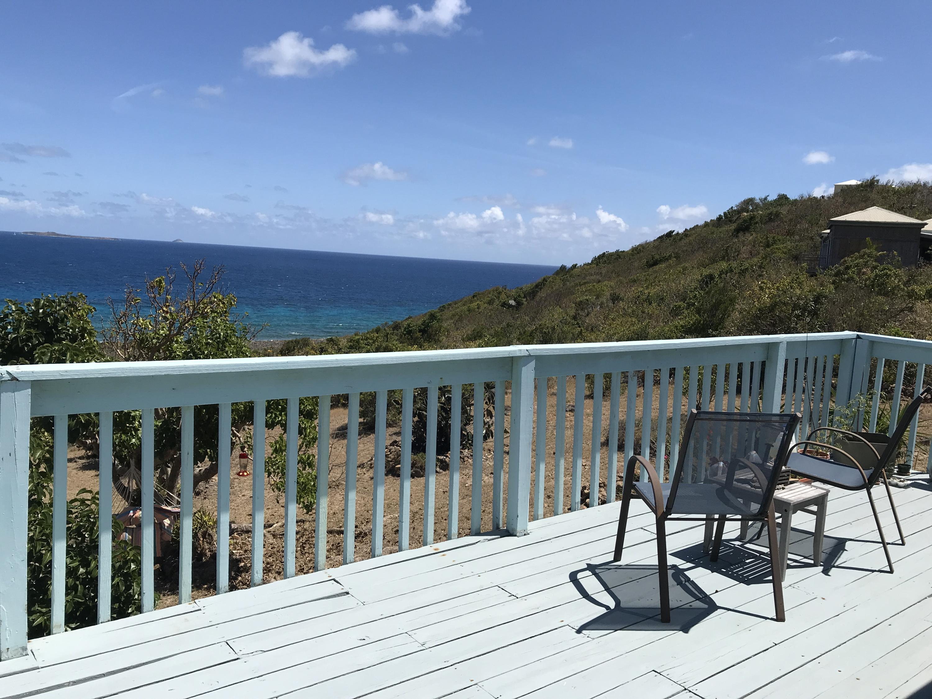Inhale the Views from your Deck