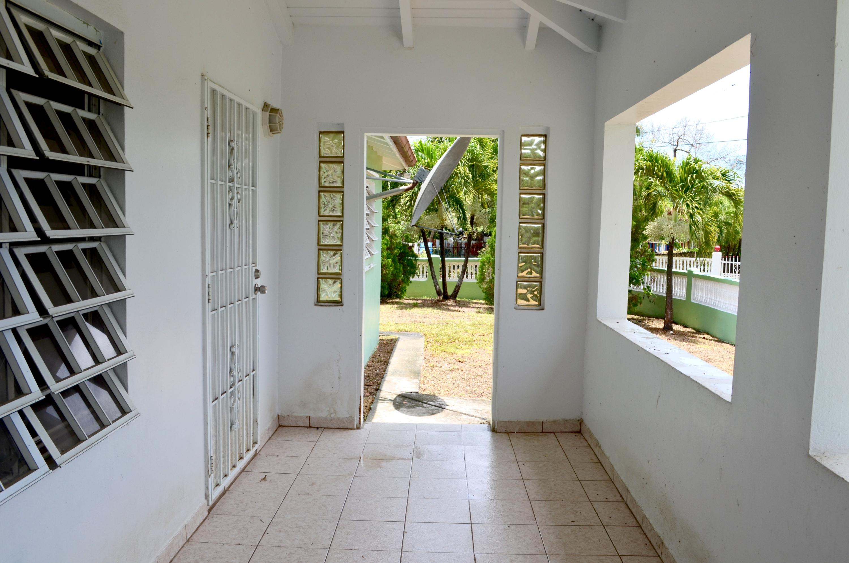 Cool front porch