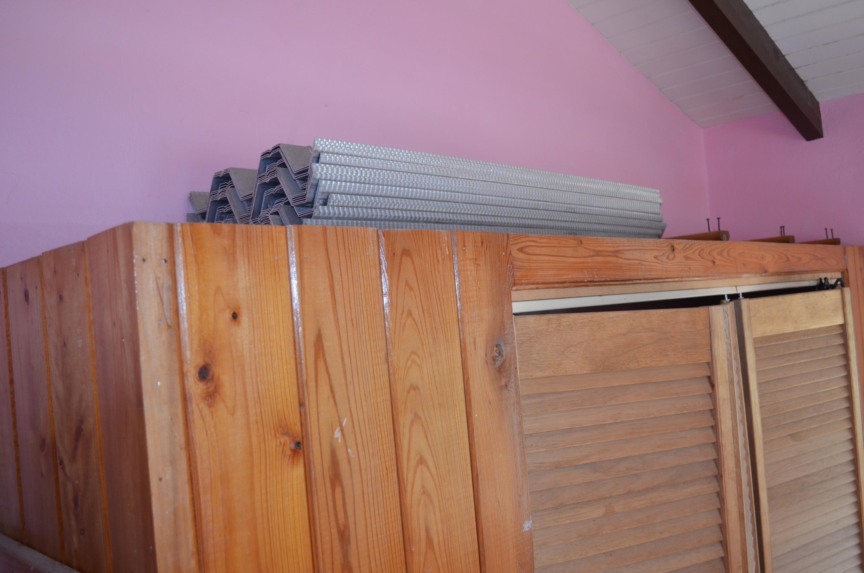 Hurrican shutter panels