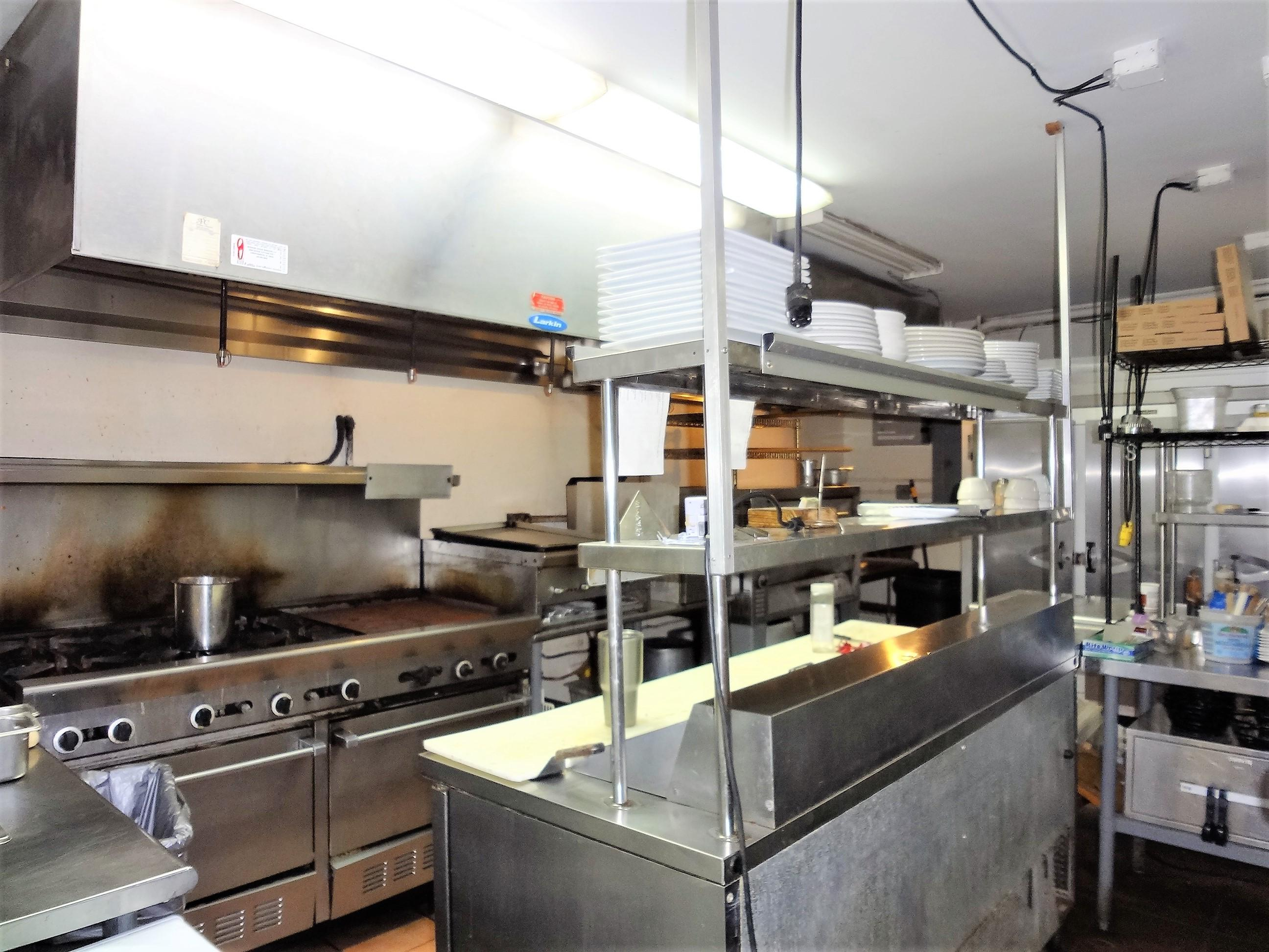 Stoves/Plating