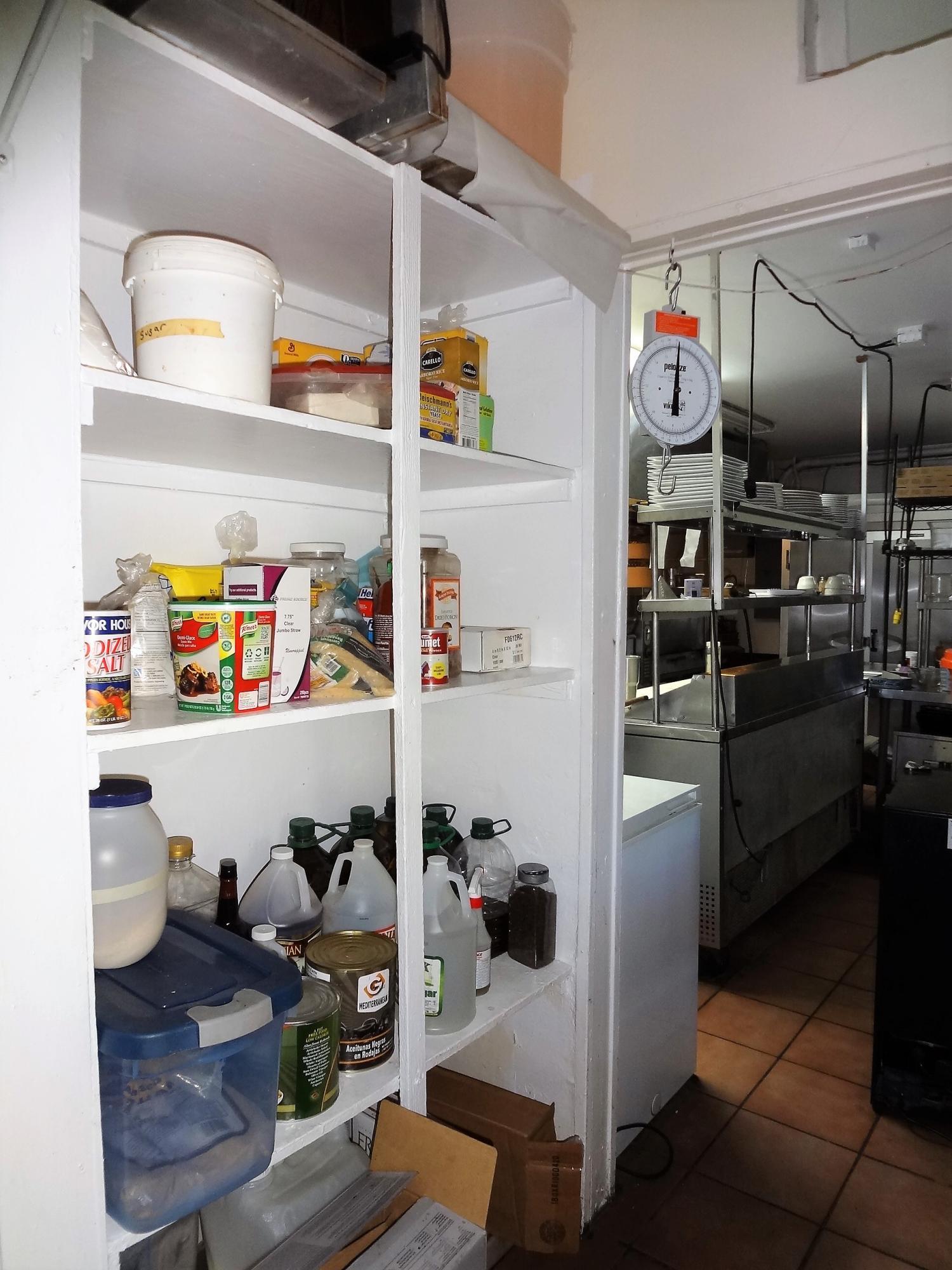 Dry Goods Room