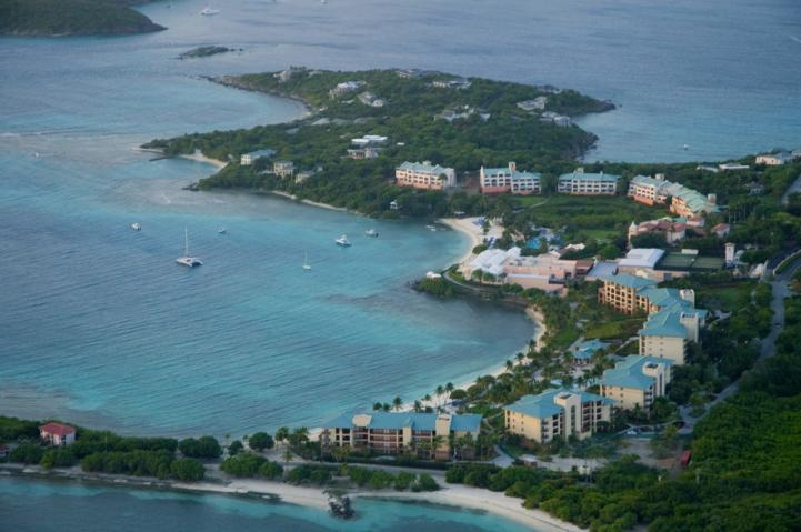 Aerial Photo of Ritz-Carlton Destination