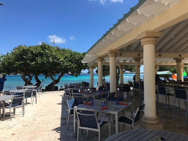 Coconut Cove restaurant