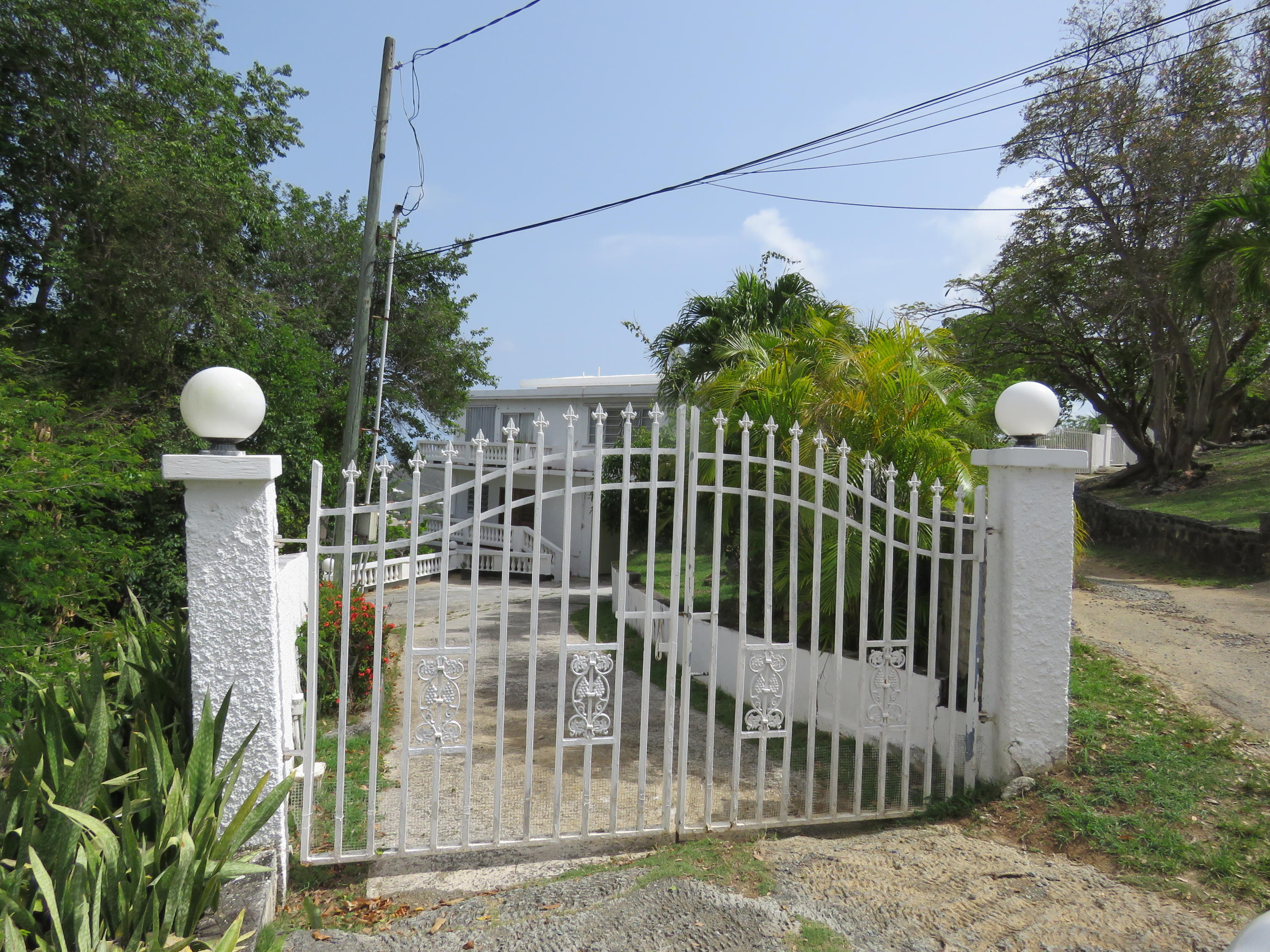 Apartment gate