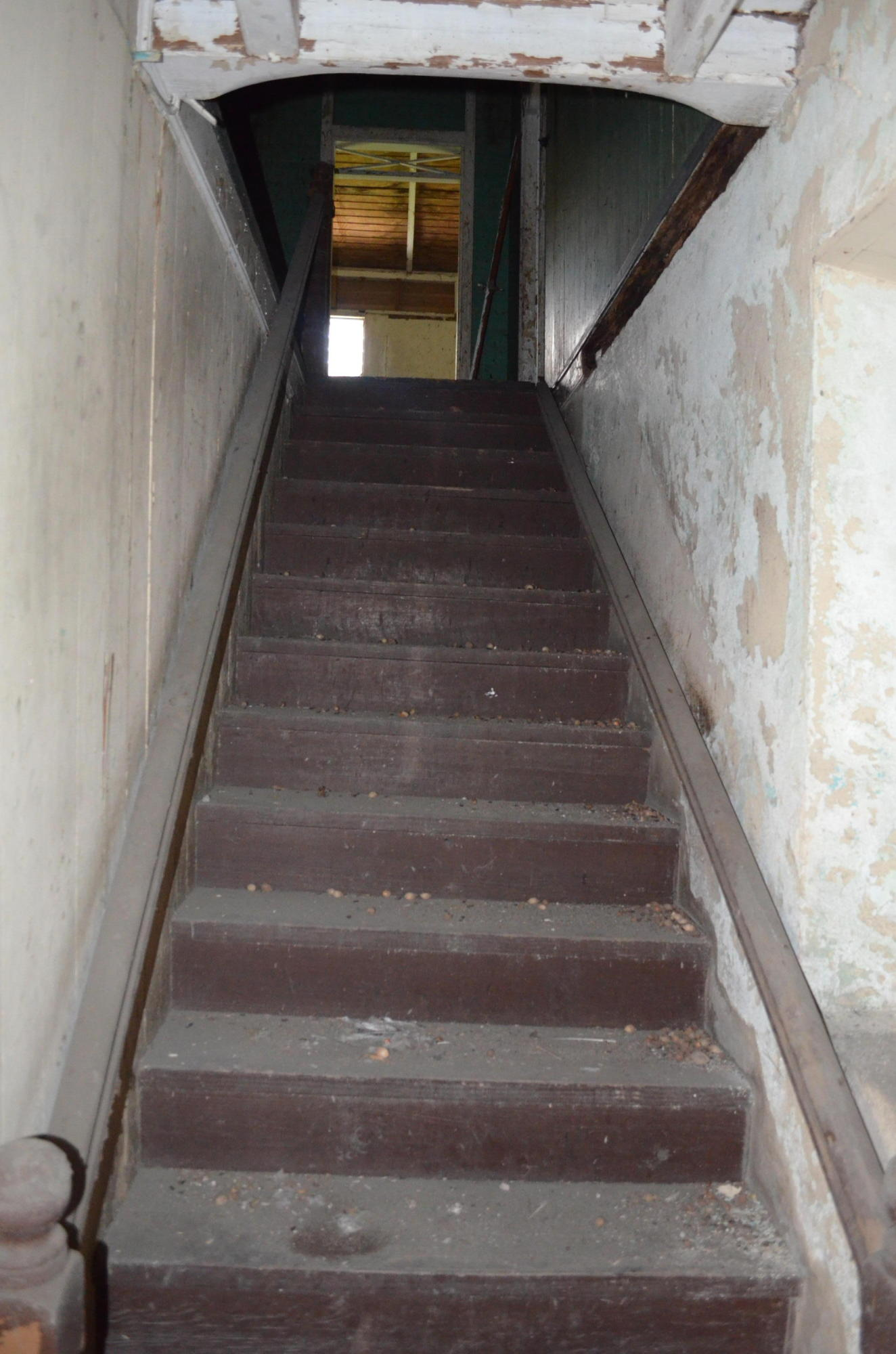 Staircase to Second Storey