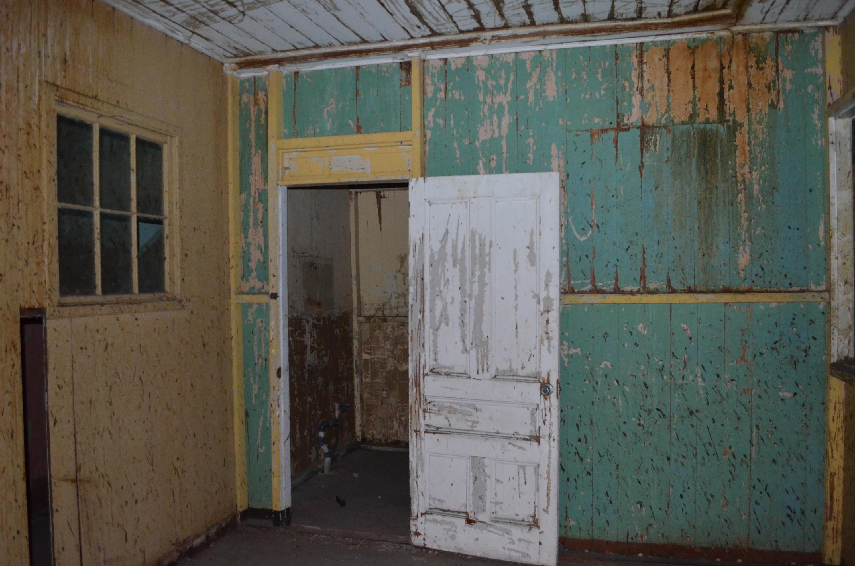 Old Doors Intact