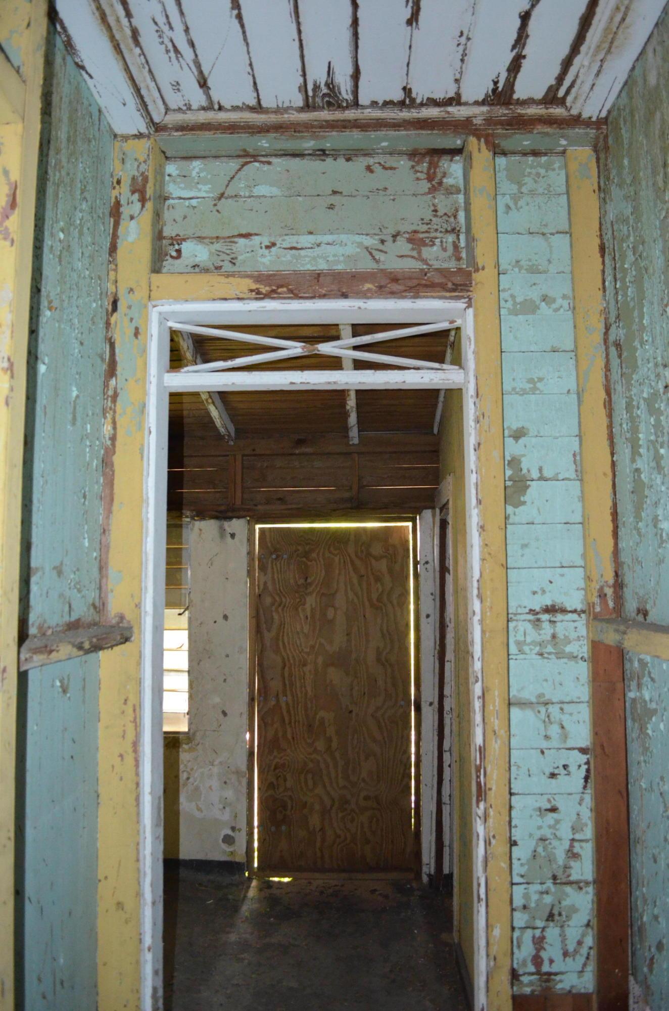 Tall Doors w/ Transoms