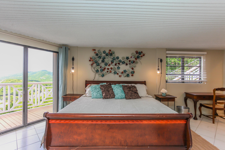 Pool Apartment Bedroom