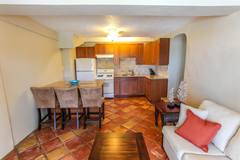 Main House Lower Apt Kitchen / Living