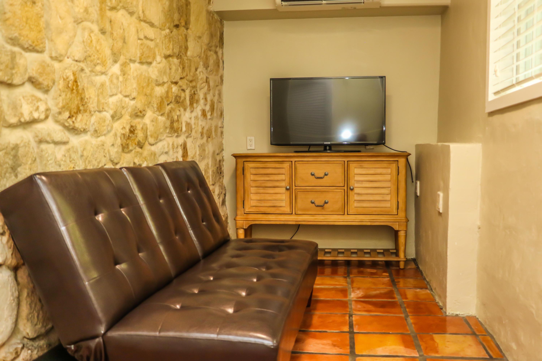 Main House Lower Apt TV Room