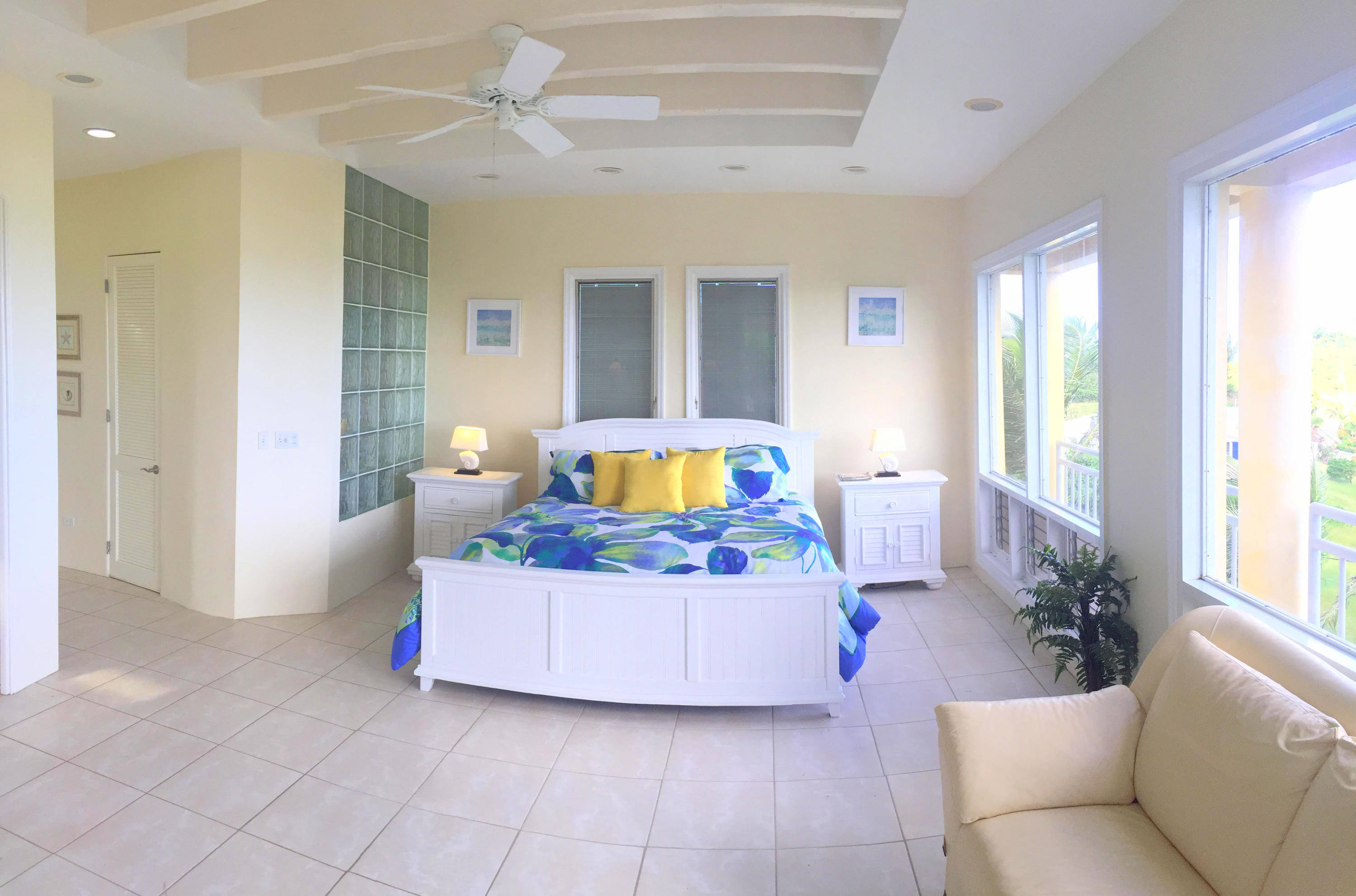 Master Suite North Shore View
