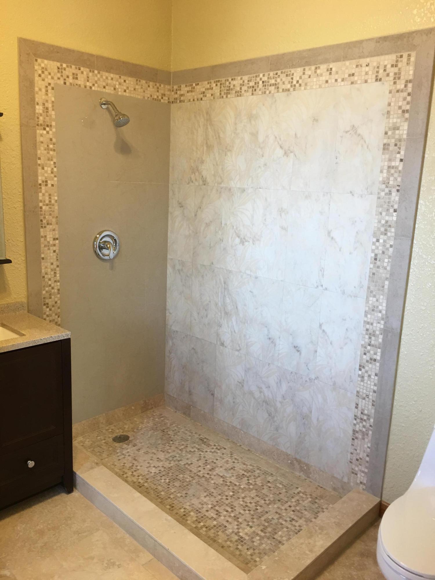 Bathroom 5 Shower