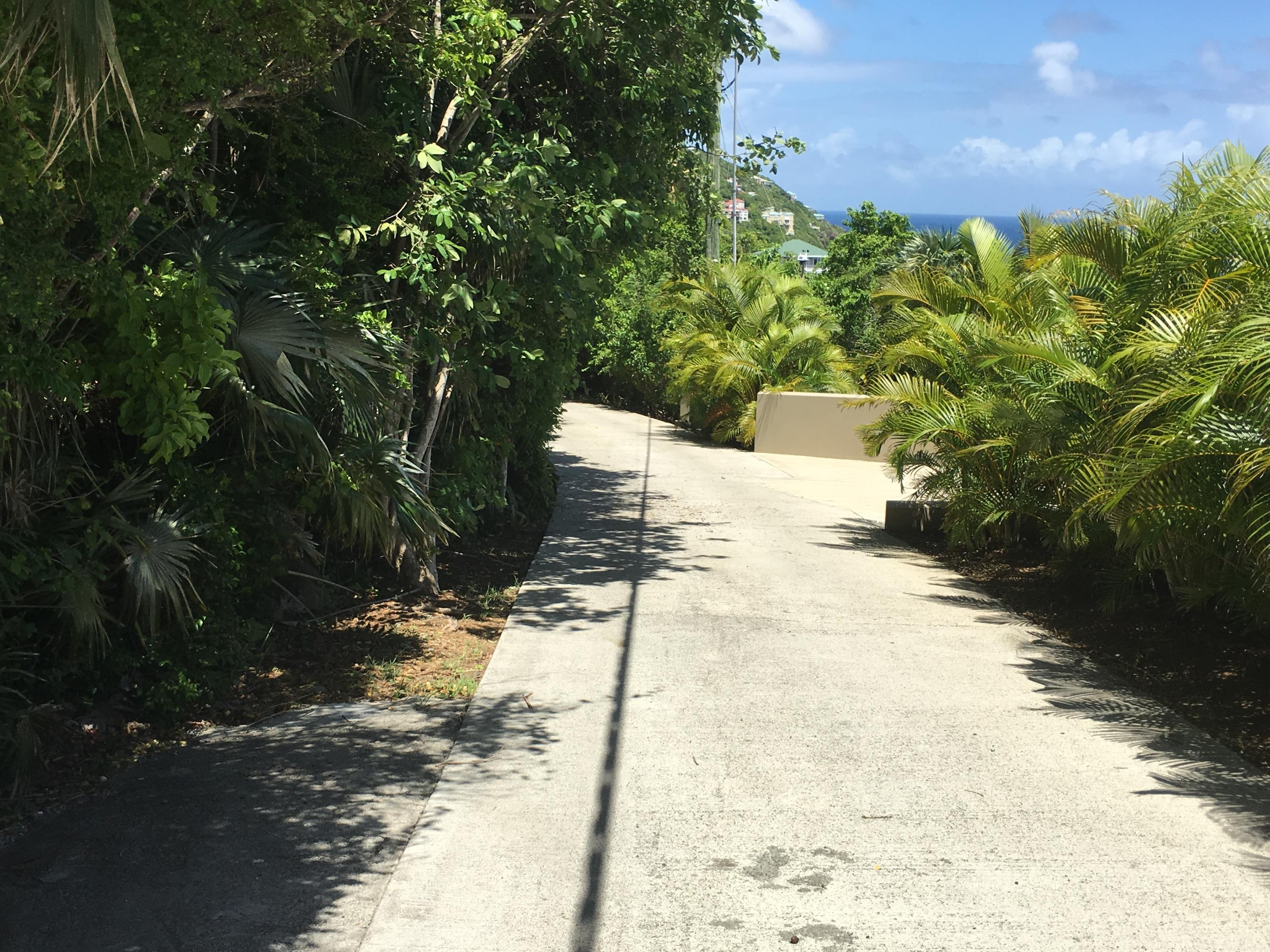 Estate Rd Paved Access