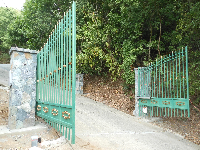 PE Security Gate