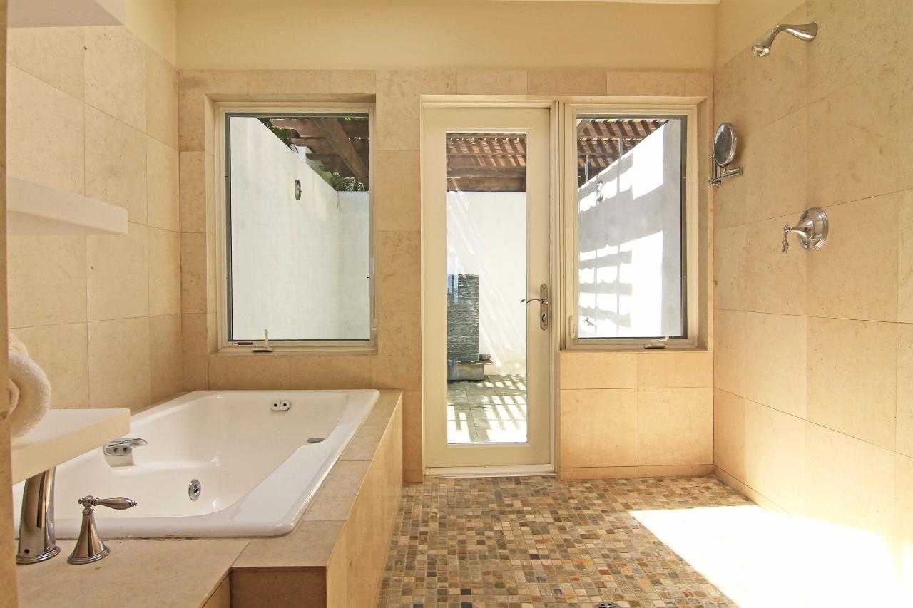 Resort Style Bathroom