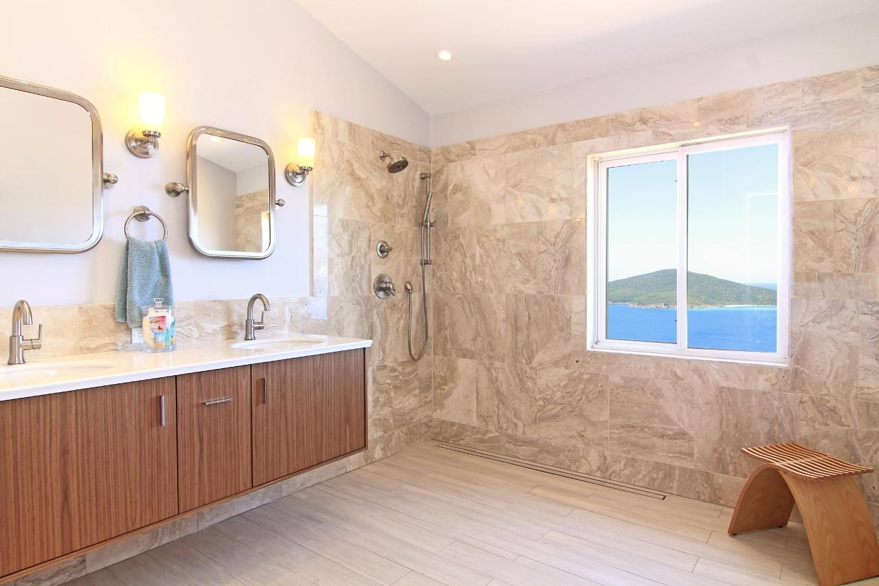 New Custom Bathroom