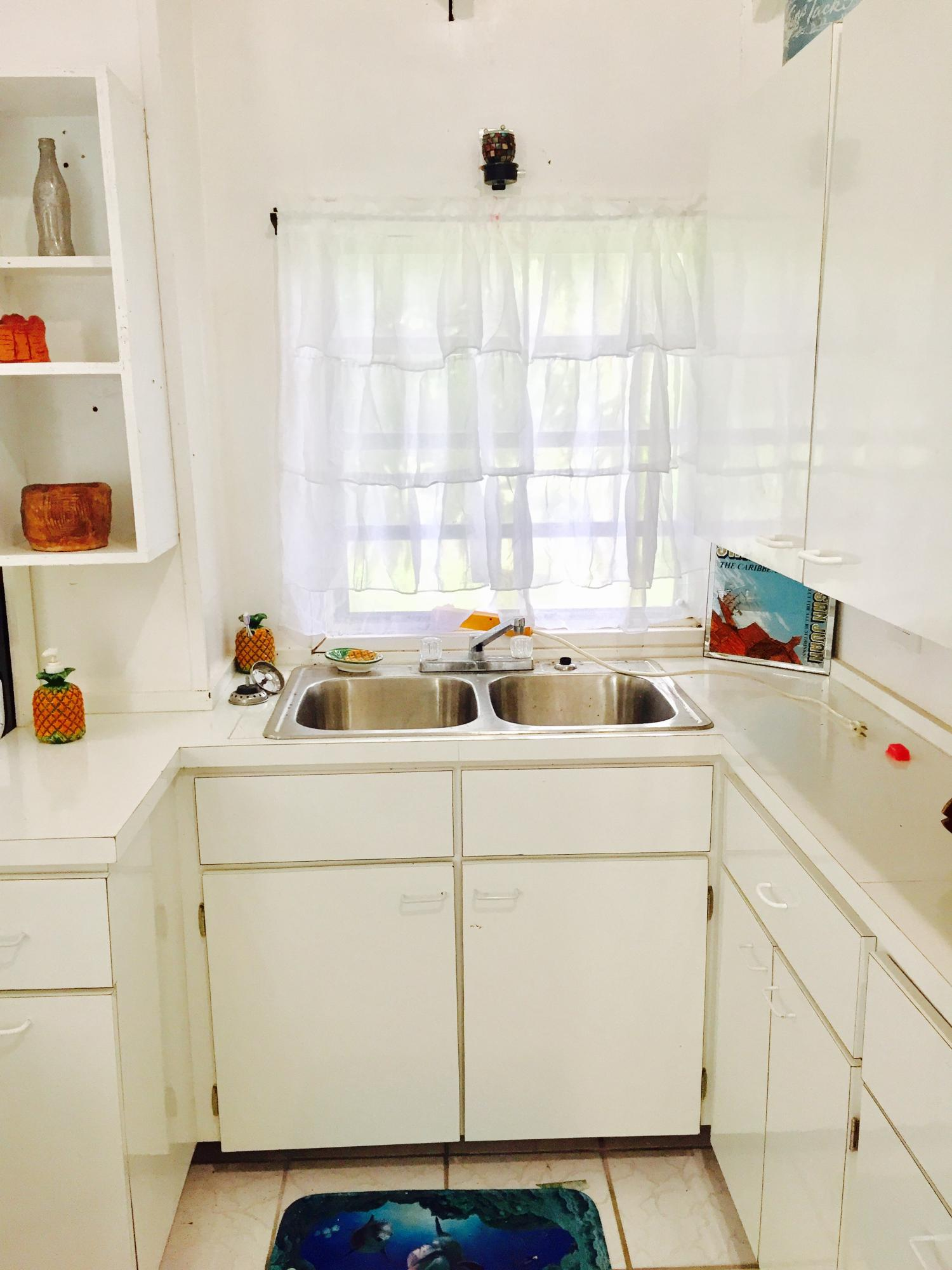 2nd kitchen sink