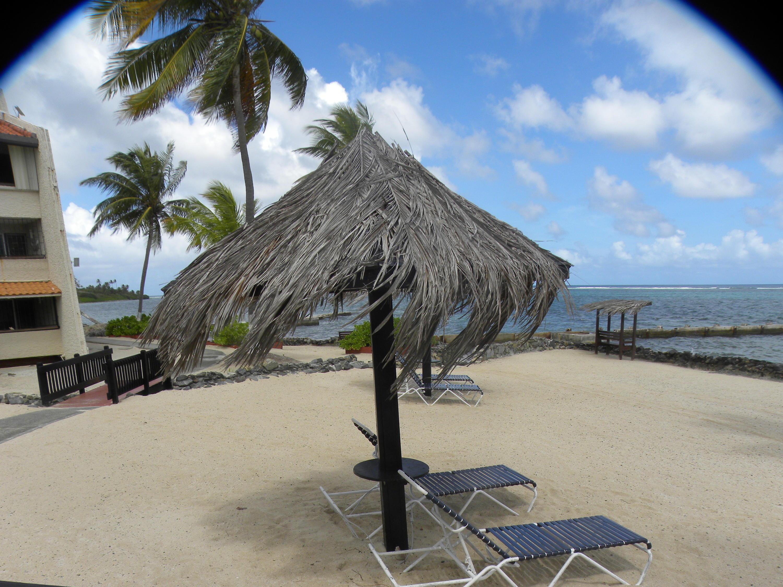 Your beach chair awaits!