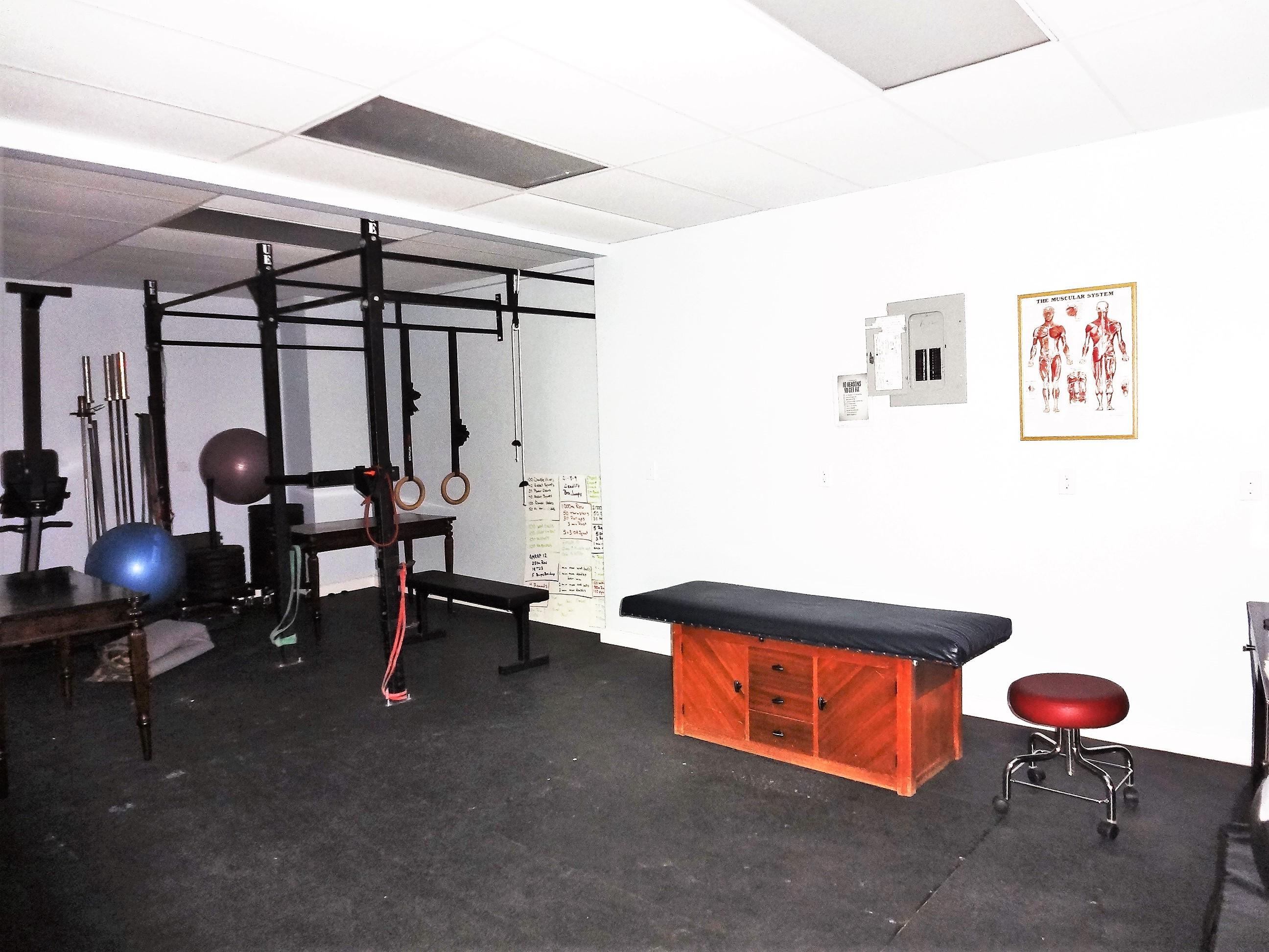 Suite 1 Physical Therapy Room