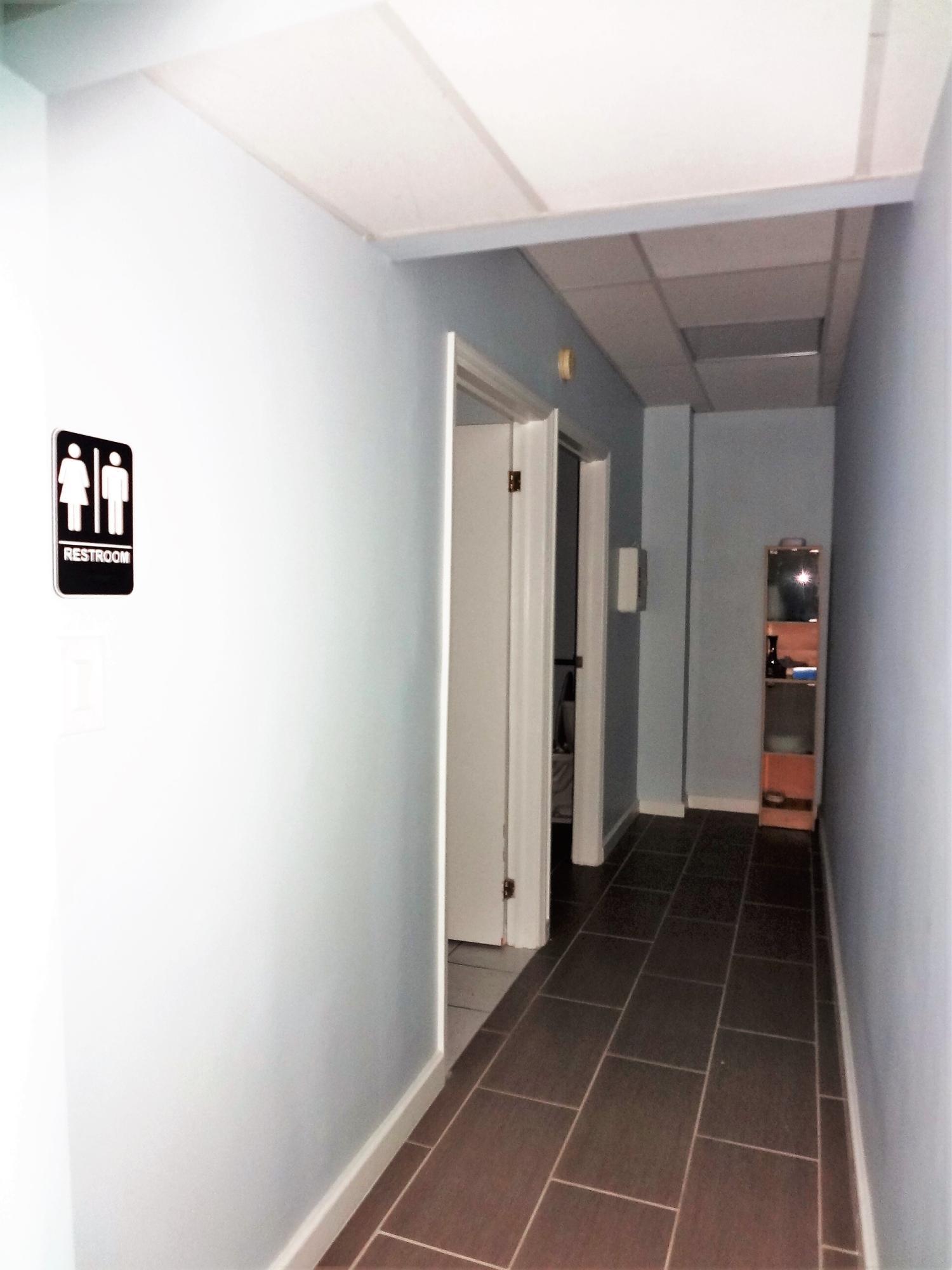 Suite 1 Restrooms