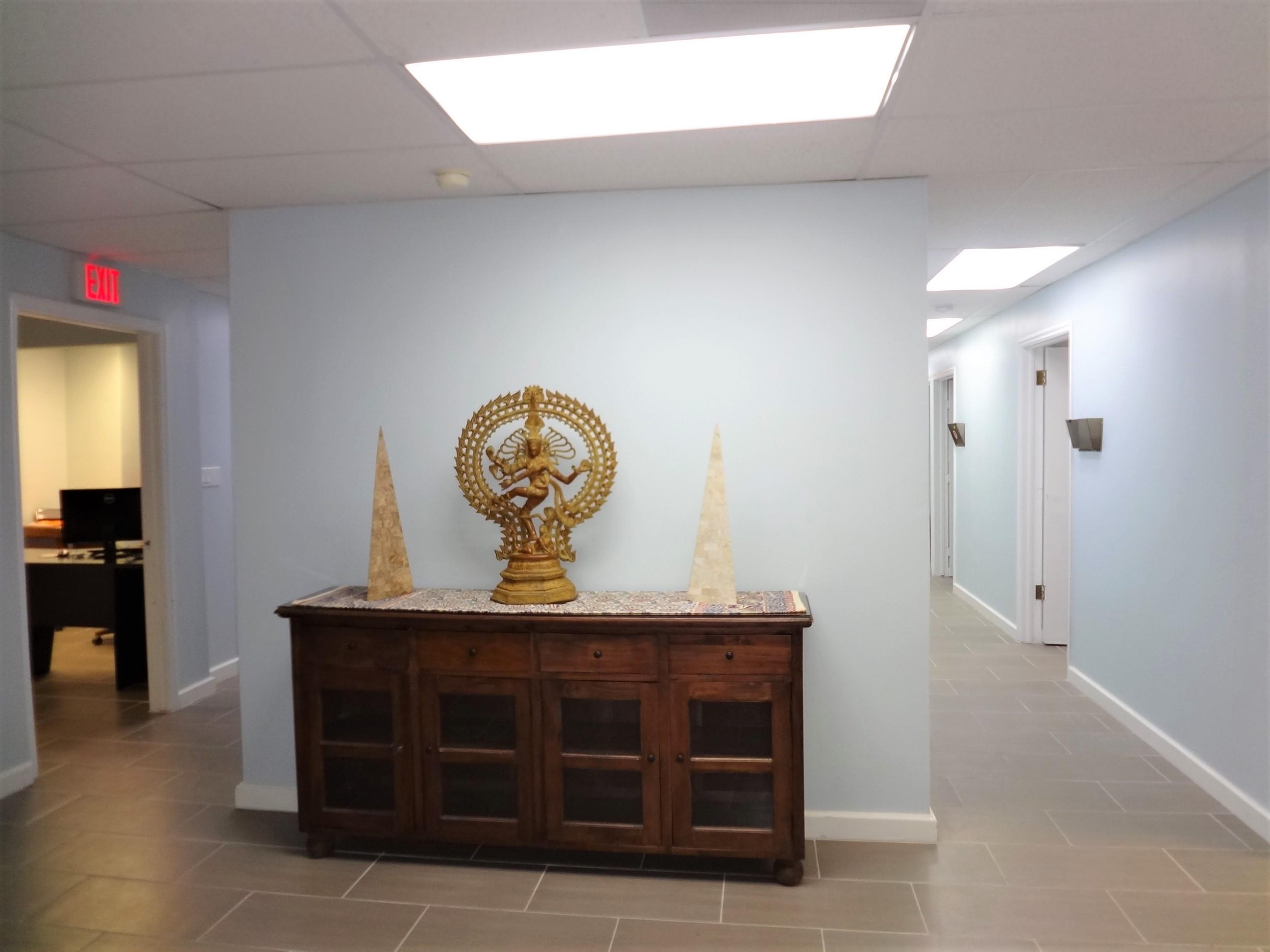 Entrance to Suite 2