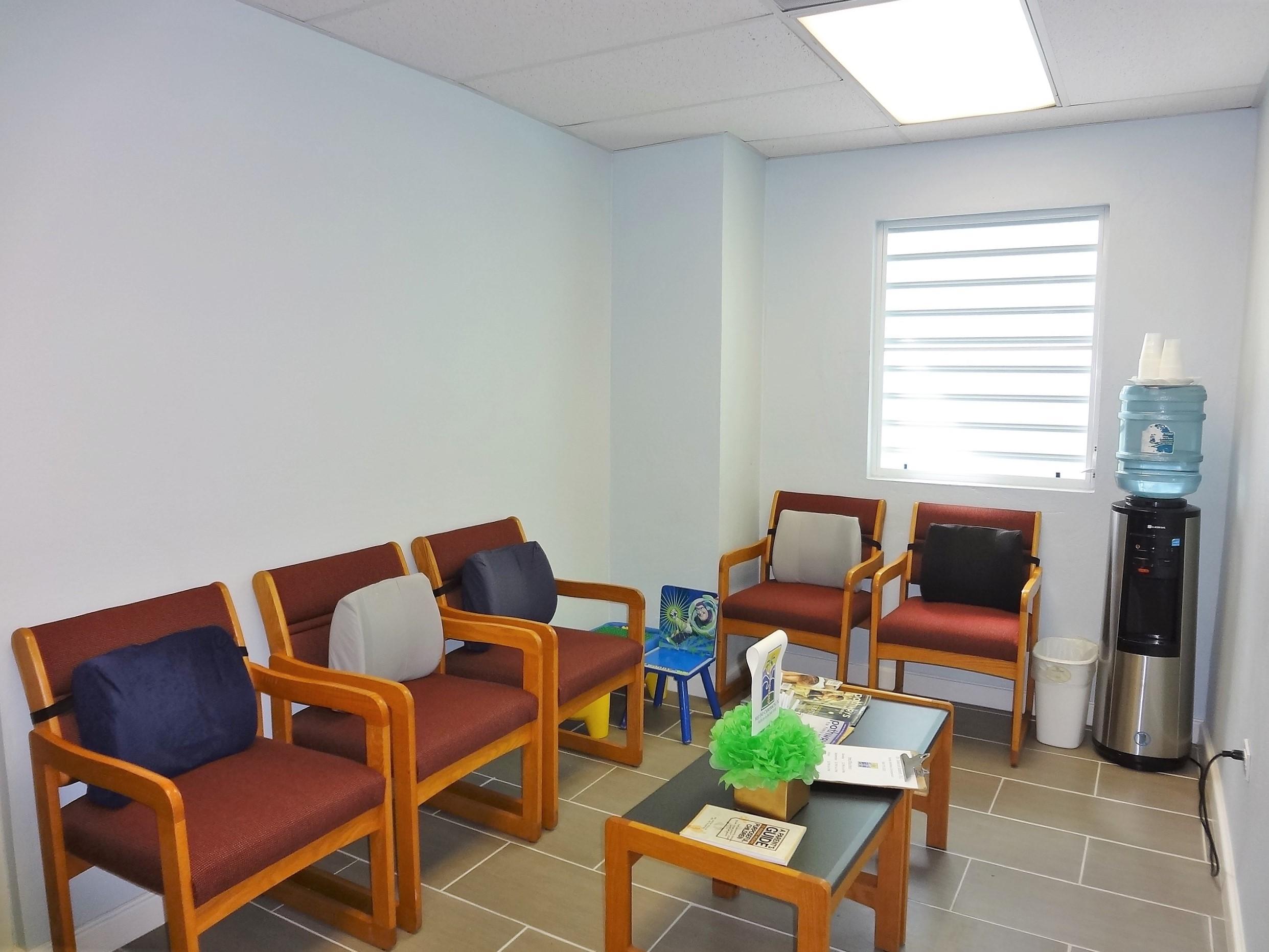 Suite 2 Waiting Room