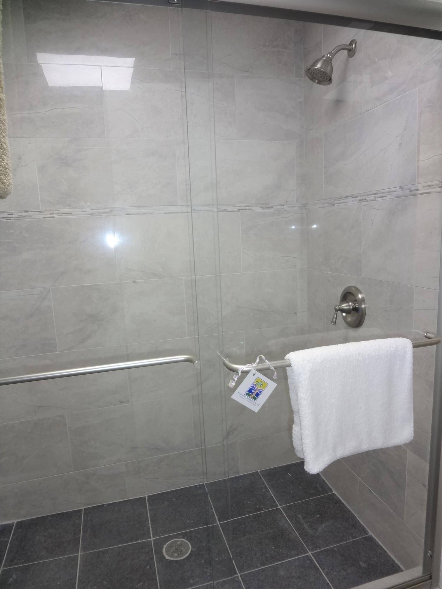 Suite 2 Shower
