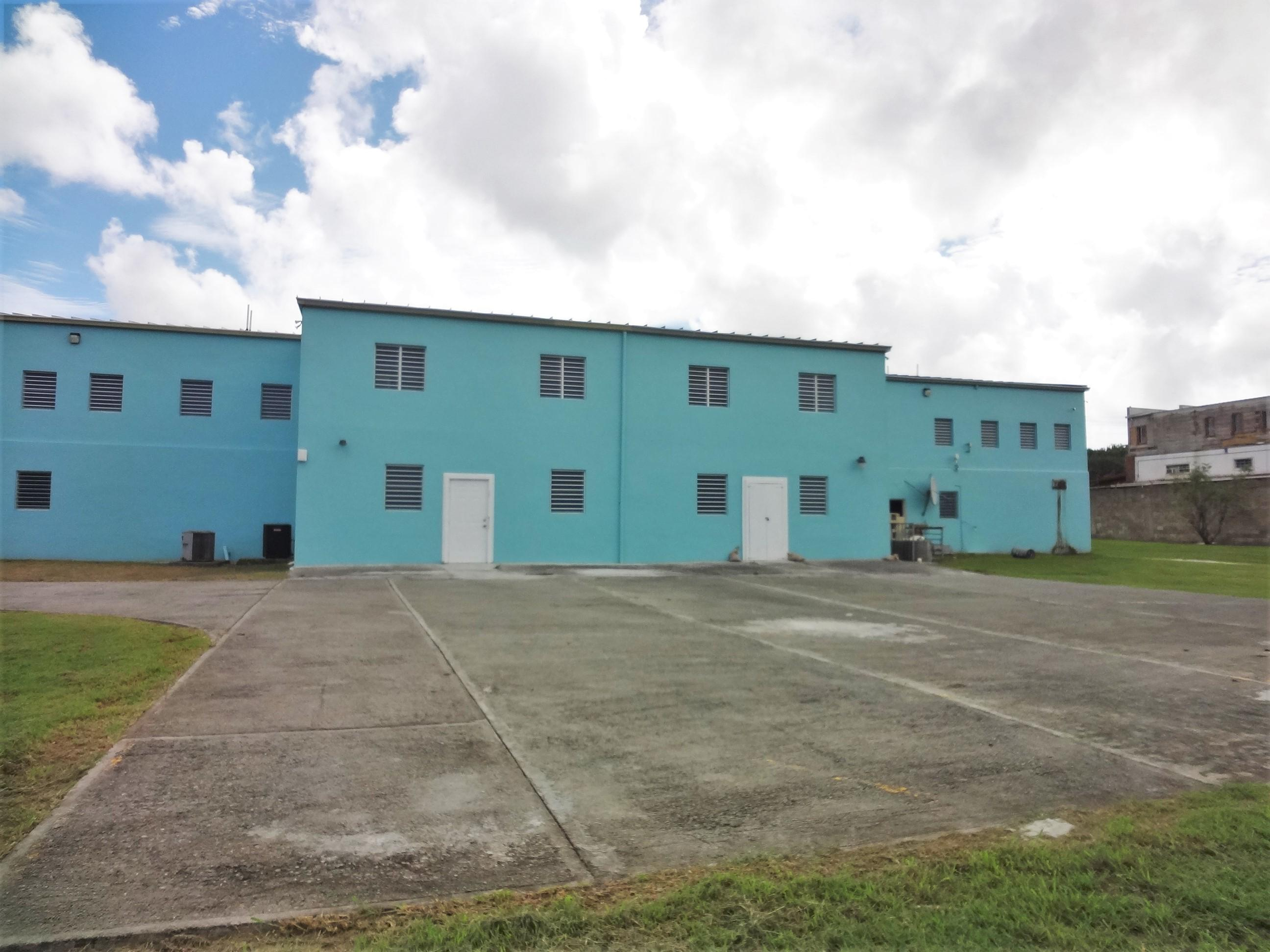 Building Rear Suite 3 Offices
